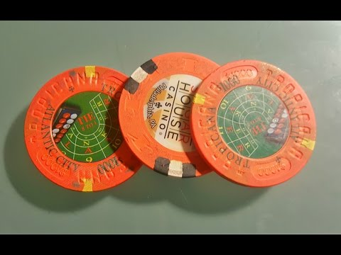 POKER VLOG - THE ORANGE CHIP FIASCO - TROPICANA CASINO, ATLANTIC CITY