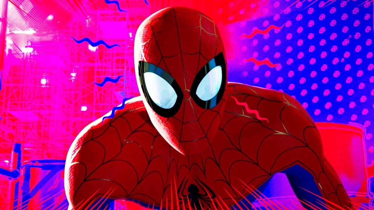 Человек-паук: Через вселенные — Русский трейлер №2 - YouTube