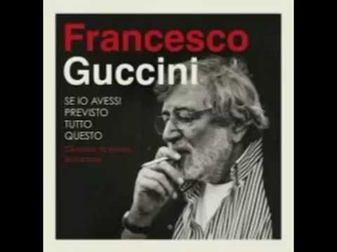 Francesco Guccini - Ti Ricordi Quei Giorni (Live Porretta Terme 2008)