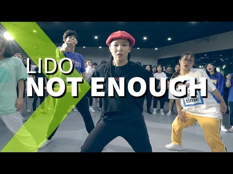 Lido - Not Enough ft. THEY / LIGI Choreography.