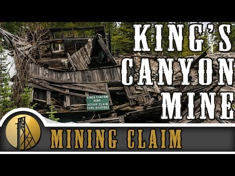 King's Canyon Gold Mine - Colorado - Gold Rush Expeditions - 2015