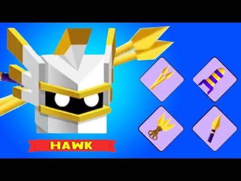 WILL HERO - Walkthrough Gameplay - HAWK (iOS Android)