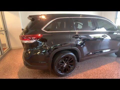 2019 Toyota Highlander Johnson City TN, Kingsport TN, Bristol TN, Knoxville TN, Ashville, NC TP3503
