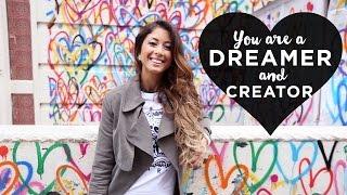 You Are A Dreamer & Creator | Mimi Ikonn Vlog
