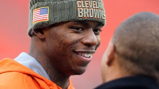 Why Josh Gordon was accepted back by Browns