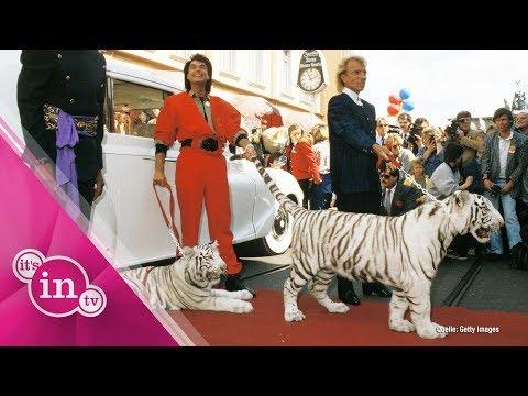 Siegfried & Roy: Darum griff der Tiger damals wirklich an