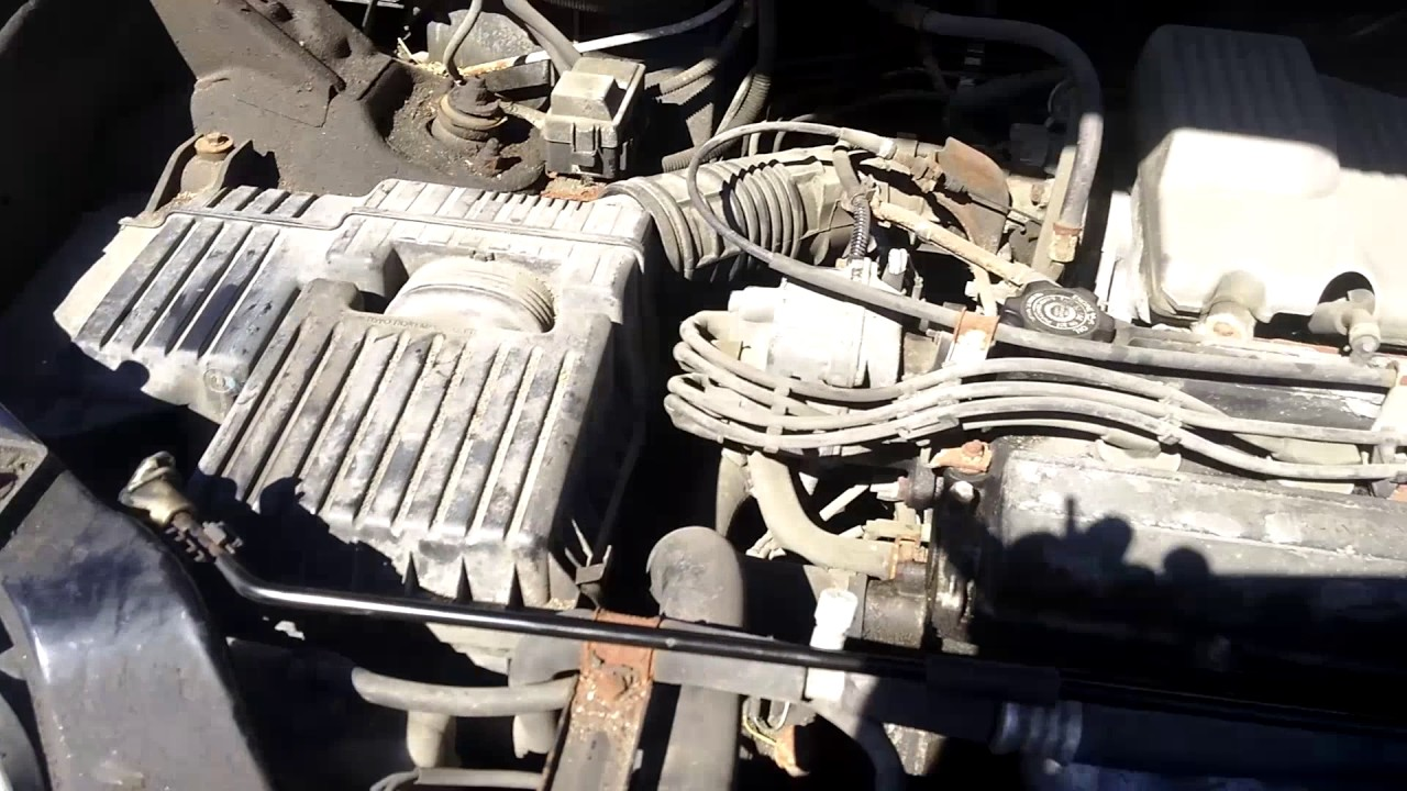 Honda Cr V Transmission Fluid Type >> 2000 Honda Cr V Awd Automatic Transmission Oil Change Dw 1 Youtube
