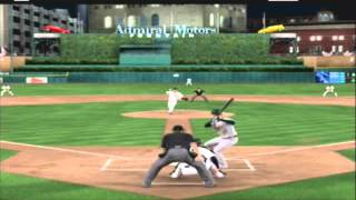 MLB 13 The Show 2013 ALDS Game 1 Athletics vs Tigers