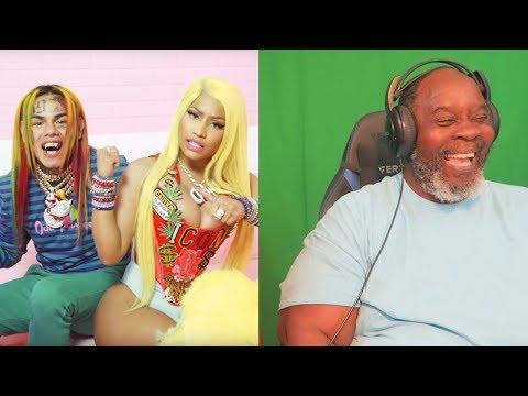 """Dad Reacts to 6ix9ine & Nicki Minaj – """"FEFE"""" mp3 letöltés"""