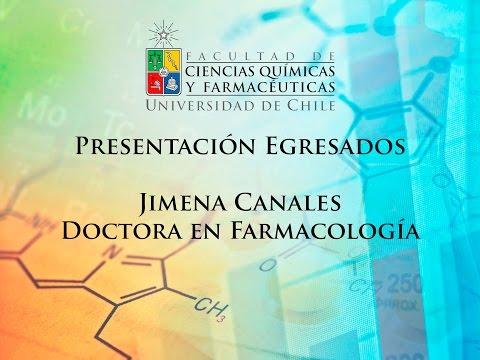 Egresados: Jimena Canales