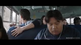 Avengers: Infinity War - Spiderman School Bus Full Film Clip #1