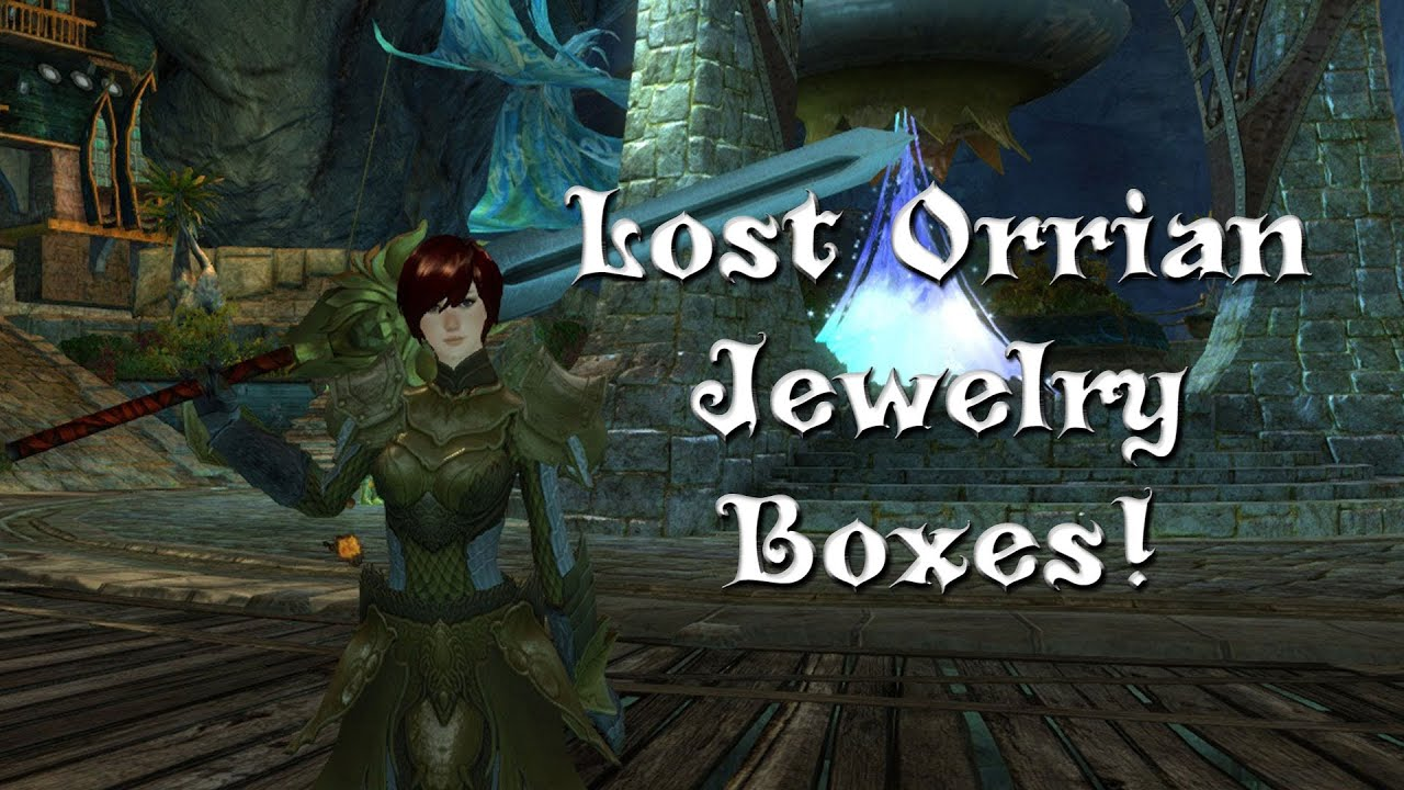 lost orrian jewelry box guild wars 2 lost orrian jewelry boxes 4964
