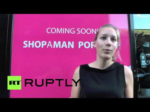 Germany: Men on sale in Berlin, the new twist to online dating