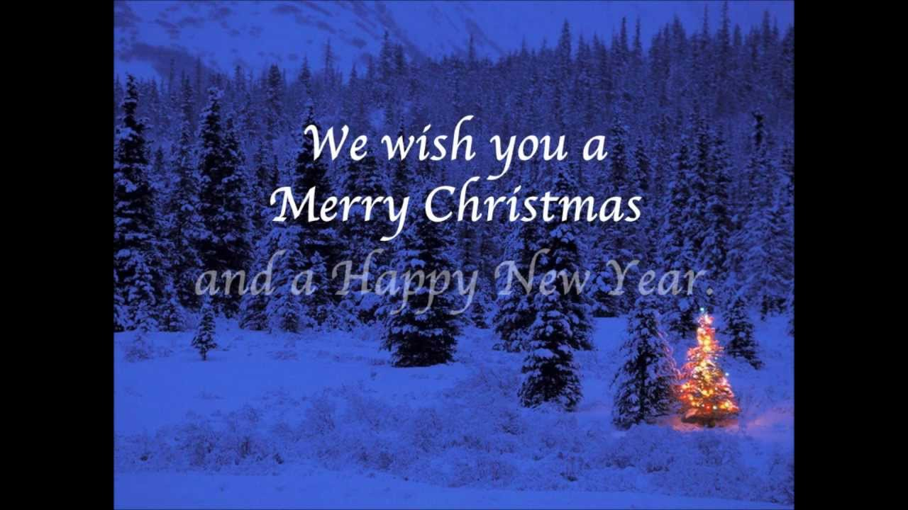 """""""We Wish You a Merry Christmas"""" - (with lyrics) a Sean Totten remix - YouTube"""