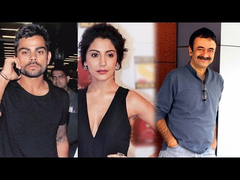 Anushka Sharma Introduces Virat Kohli, Rajkumar Hirani Talks About PK