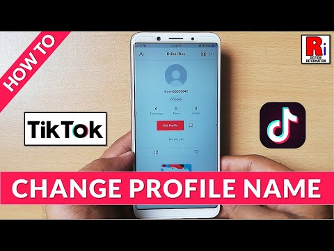 Change your Facebook Profile Name in Facebook App from YouTube · Duration:  3 minutes 39 seconds