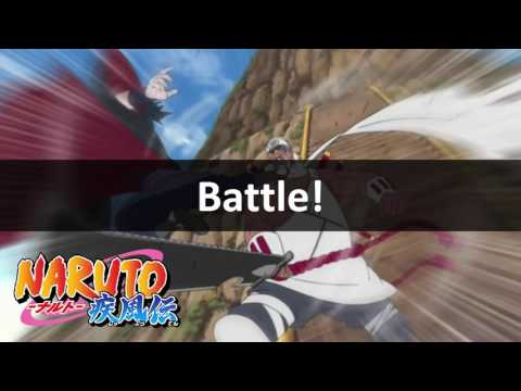 Naruto Shippuden Unreleased Soundtrack - Battle!