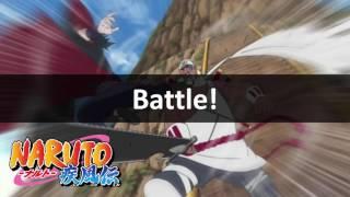 Naruto Shippuden Unreleased Soundtrack - Battle!