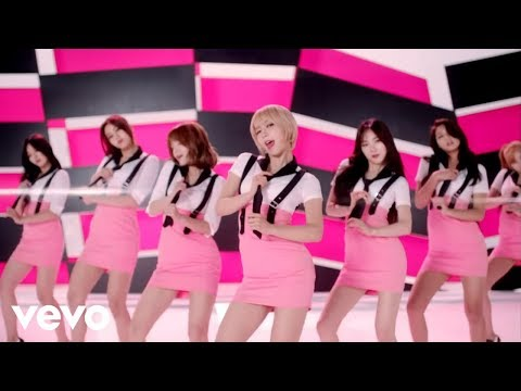 AOA - 「Oh BOY(Dance Version)」Music Video