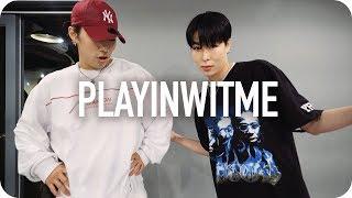 Playinwitme - KYLE ft. Jay Park / Hyojin Choi Choreography