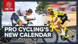 Pro Cycling's New Race Calendar: Will It Actually Happen? | GCN's Racing News Show screenshot 1
