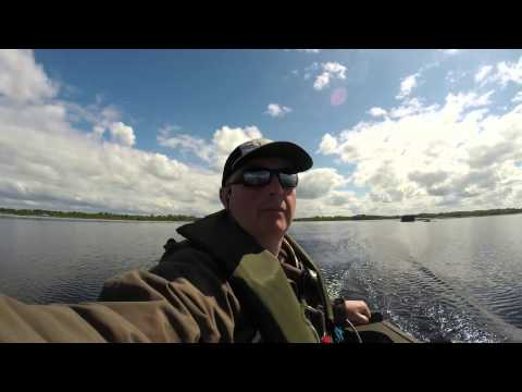 Lough Mask 2014 Fly Fishing