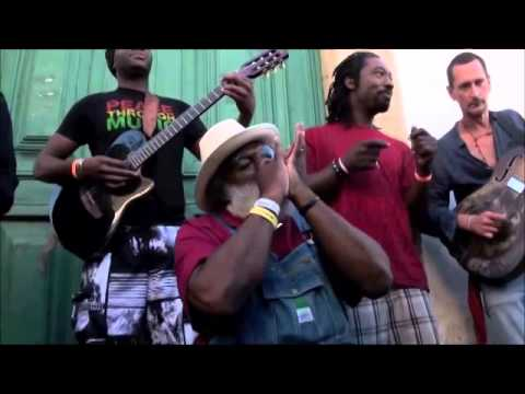 GRANDPA ELLIOTT VE ARKADAŞLARI: GOOD VIBRATION/ BOURBON FOLK FEST. 2011...