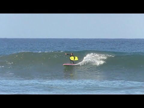 Surfing all boards at Seaside Reef - Kalani Robb, Joel Tudor, Johnny Redmond & More