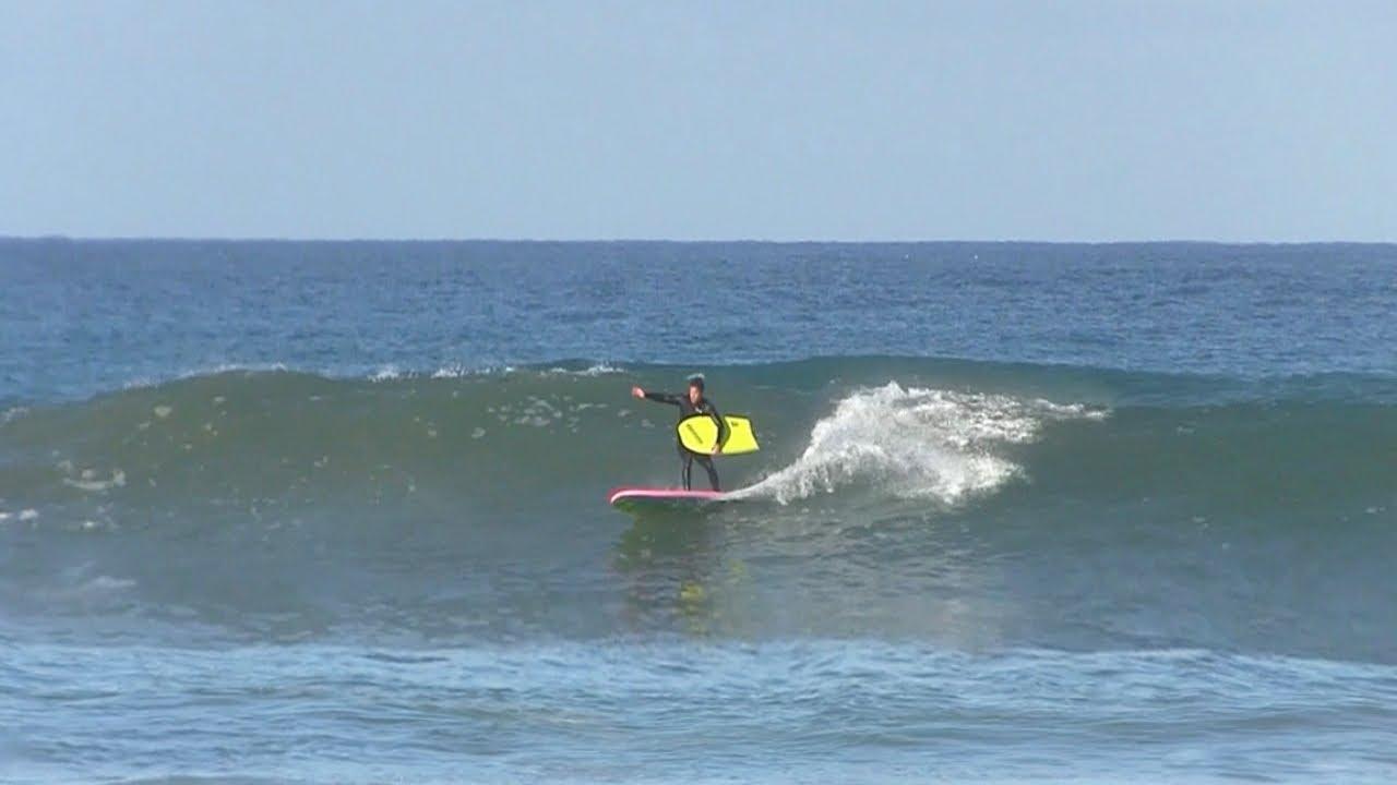 Surfing All Boards At Seaside Reef Kalani Robb Joel Tudor Johnny Redmond More