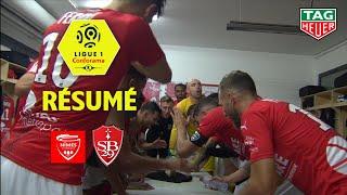 Nîmes Olympique - Stade Brestois 29 ( 3-0 ) - Résumé - (NIMES - BREST) / 2019-20