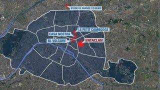 13-Novembre: le récit de cette matinée de commémorations à Paris