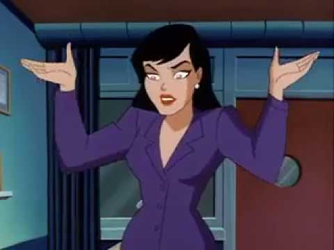 when does lois find out about clark in superman the animated series