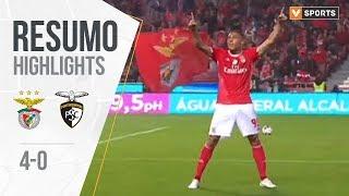 Highlights   Resumo: Benfica 4-0 Portimonense (Liga 19/20 #9)