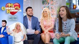 Mi querida herencia: Deyanira habla de sexo con Dayana | C12 - Temporada 1 | Distrito comedia