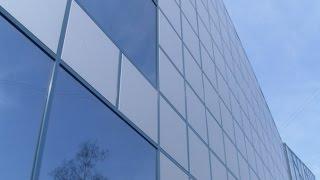 Монтаж современного вентилируемого фасада(В видео представлен монтаж современного вентилируемого фасада. Качественные услуги заказывайте в професс..., 2014-12-10T22:13:28.000Z)