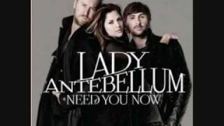Watch Lady Antebellum Bottle Up Lightning video