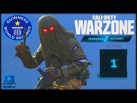 WARZONE KNIFE ONLY VICTORY!! 🔪🏆 (Modern Warfare Full Battle Royale Gameplay)