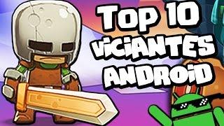 Os 10 Melhores Jogos VICIANTES Para Android - #162 2016