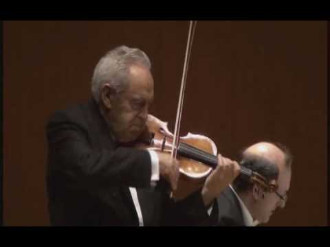 FELIX AYO violin   Marco GRISANTI piano - F.KREISLER Liebesleid