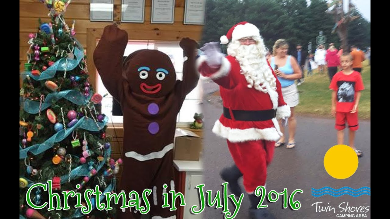 Christmas In July Camping.Christmas In July 2016 Twin Shores Camping Area