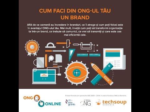 Introducere in Branding pentru ONG-uri