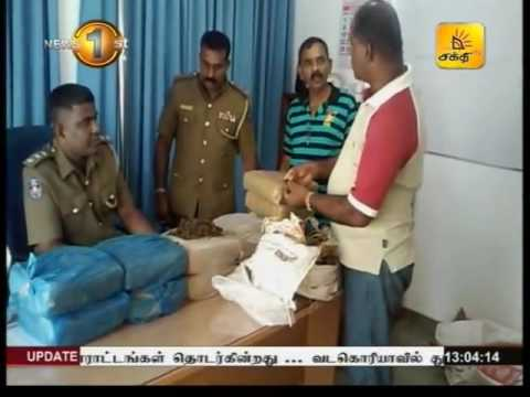 News1st Lunch Time News Shakthi TV 1pm 18th August 2016