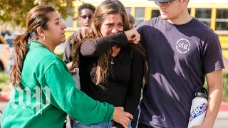 At least 2 dead in Southern California high school shooting