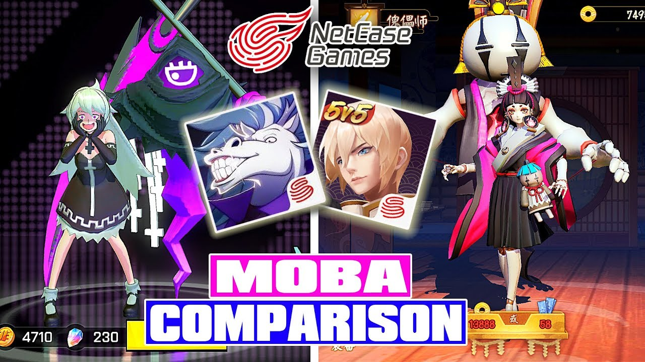 Extraordinary Ones vs Onmyoji Arena - MOBA by Netease Comparison | Which  Game Is The Best