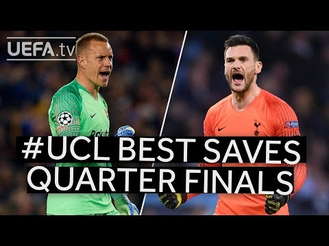 TER STEGEN, LLORIS: #UCL BEST SAVES, QUARTER-FINALS