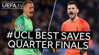 TER STEGEN, LLORIS: #UCL BEST SAVES, QUARTER-FINALS
