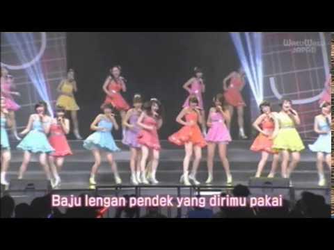 【JKT48】Gingham Check / AKB48 x JKT48 Concert @WakuWakuJapan