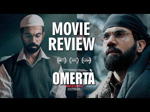 Omerta | Full Movie Review | Rajkummar Rao | Hansal Mehta