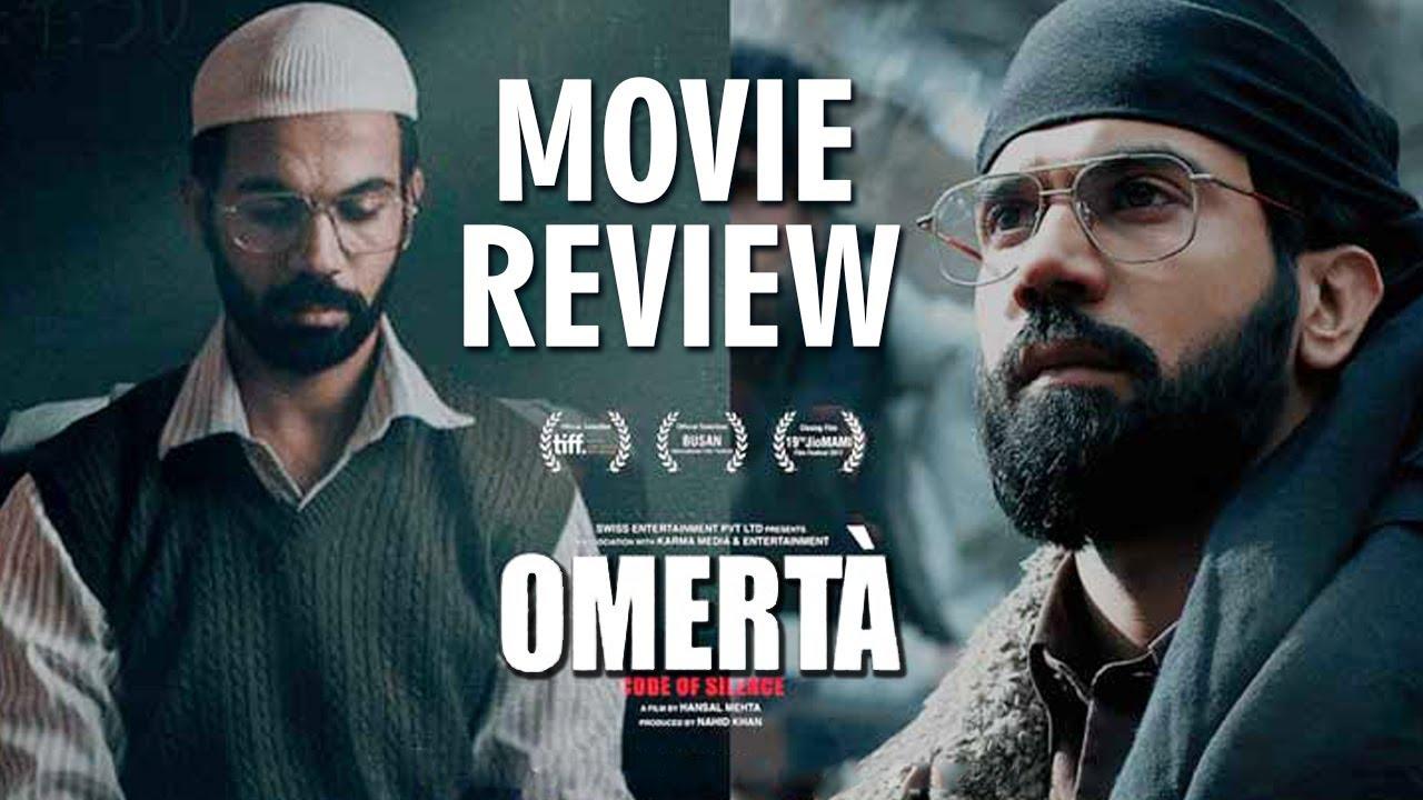 Omerta | Full Movie Review | Rajkummar Rao | Hansal Mehta