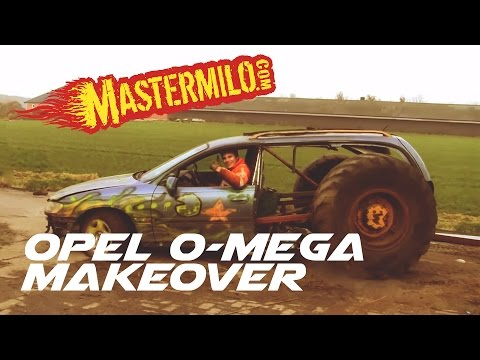 Opel O-Mega becomes something else